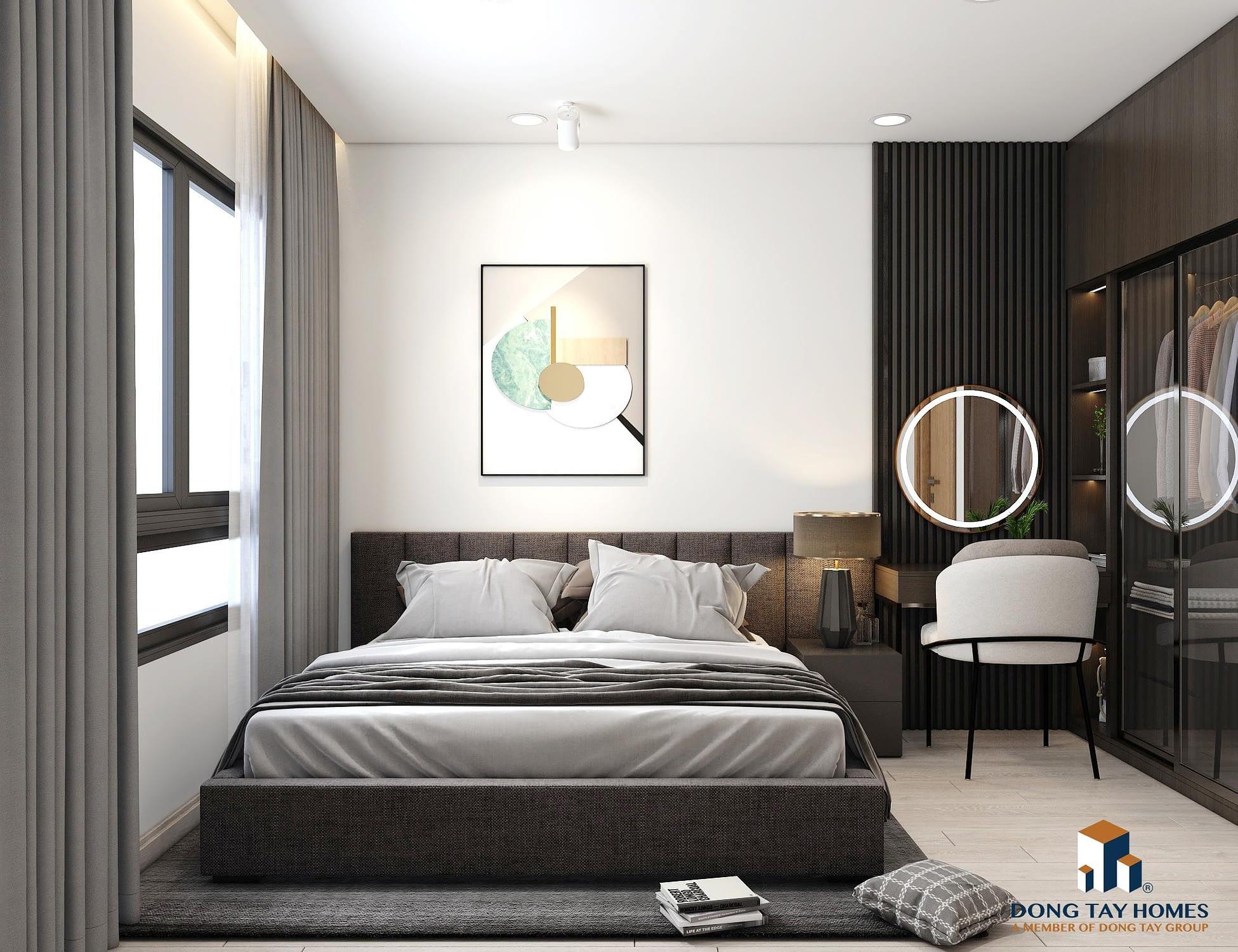 thiết kế nội thất chung cư đẹp giá rẻ tại hcm